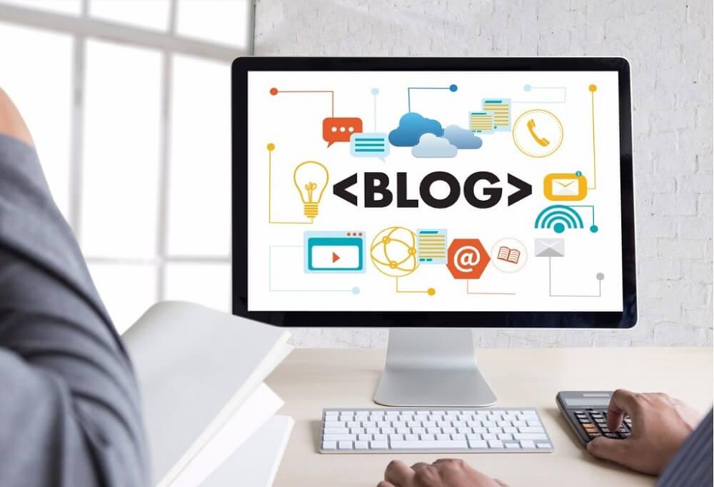 Свой блог