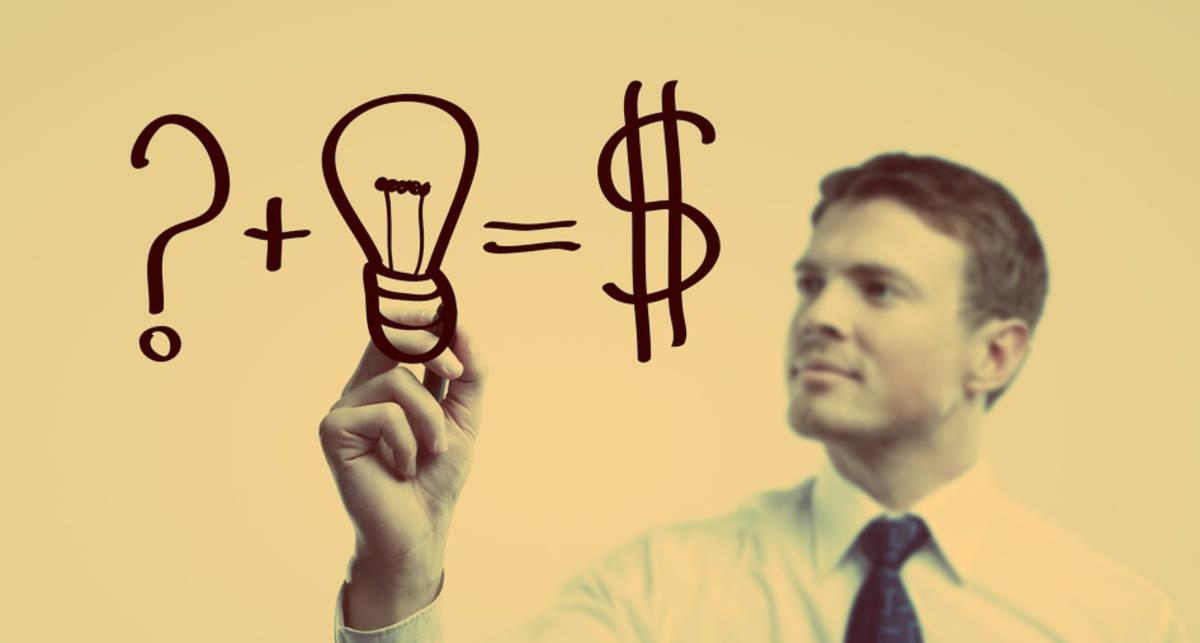Деньги = идея