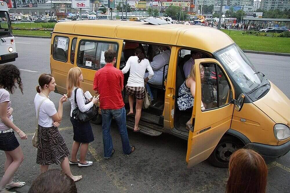 Бизнес на перевозках пассажиров