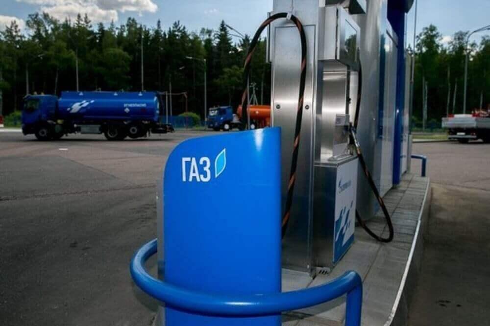 На чем работает газовая станция