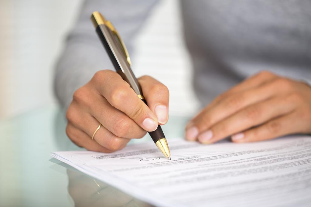 заключение договора при покупке акций
