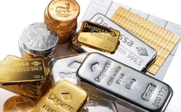 Вложить деньги в драгоценные металлы