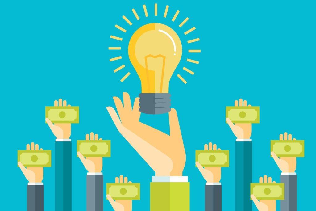 инвестиции в интернете в бизнес-проекты